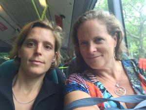 Amsterdam bus