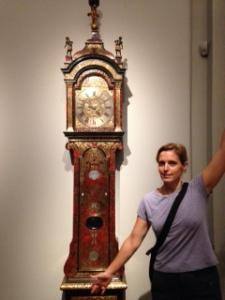J & Clock