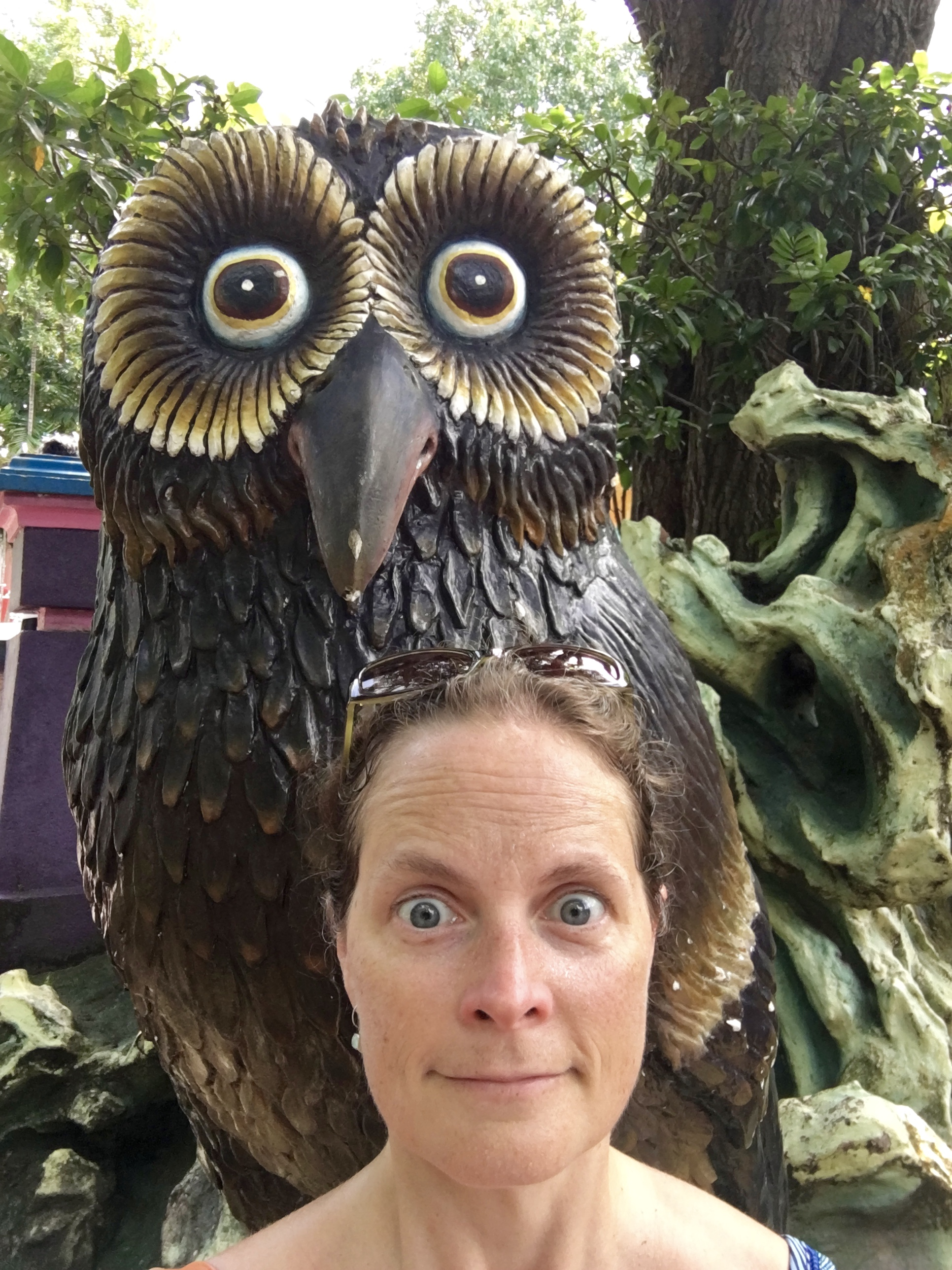 The Only Roadside Attraction In Singapore Traveler Tina
