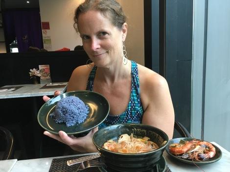 T blue rice 1